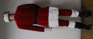 Santa Con! Dec 13. PayPal 99.95 to 415-720-8500